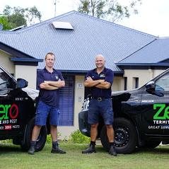 insect pest control Zero Termite and Pest company